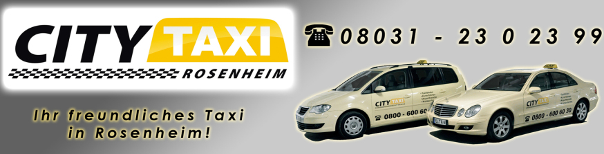 city taxi rosenheim home. Black Bedroom Furniture Sets. Home Design Ideas